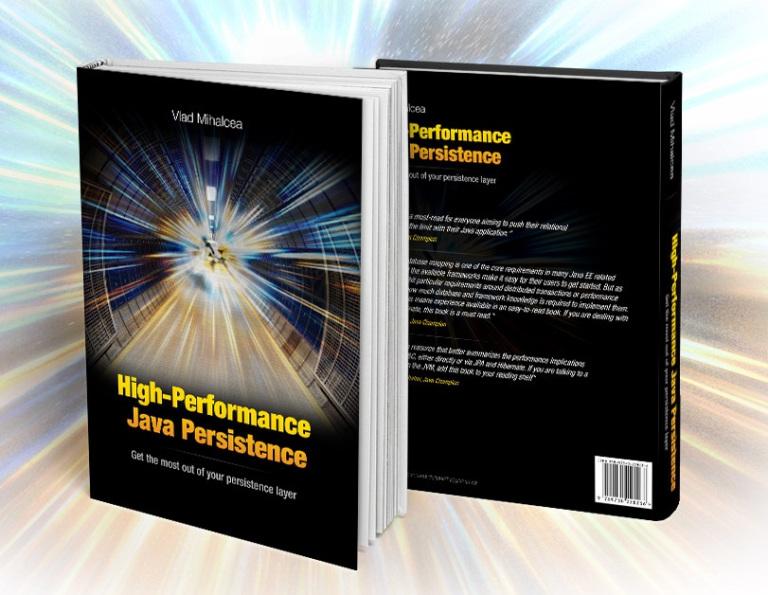 High-Performance Java Persistence - Vlad Mihalcea